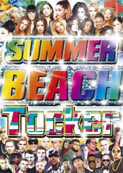 サマー 夏 PV ピットブル ニッキーミナージュSummer Beach Tocker / V.A