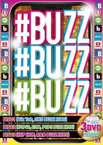バズってる トレンド PV 3枚組 ダディーヤンキー ベッキーG#Buzz #Buzz #Buzz / V.A