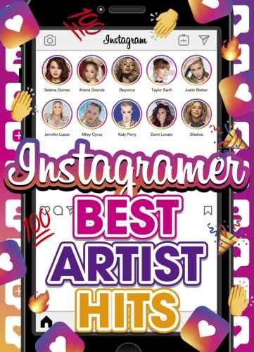 インスタグラム 人気 アーティスト セレーナゴメス ビヨンセInstagramer Best Artist Hits / V.A