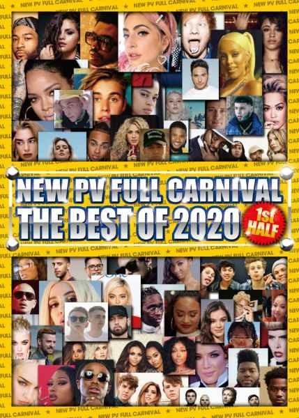 2020 上半期 流行PV 完全フル収録 ザ・ウィークエンド ホールジー など収録New PV FULL Carnival -The Best Of 2020 1st Half- / V.A