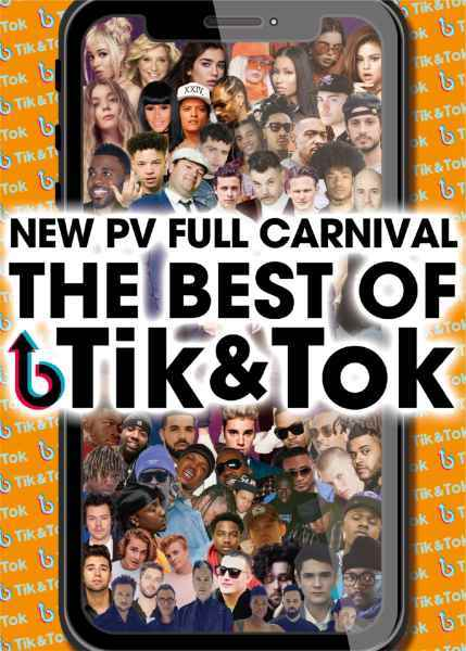 ティックトック 人気曲 カーディB デュアリパ PV集New PV Full Carnival -The Best Of Tik&Tok- / V.A