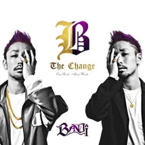 バンジ レゲエ アルバムB the change / Banji