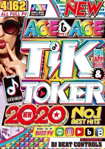 2020 4枚組 PV集 アゲアゲ TikTok 人気曲 毎度激売れ 超最新 アランウォーカー デュアリパAge↑ Age↑ Tik & Toker 2020 / DJ Beat Controls