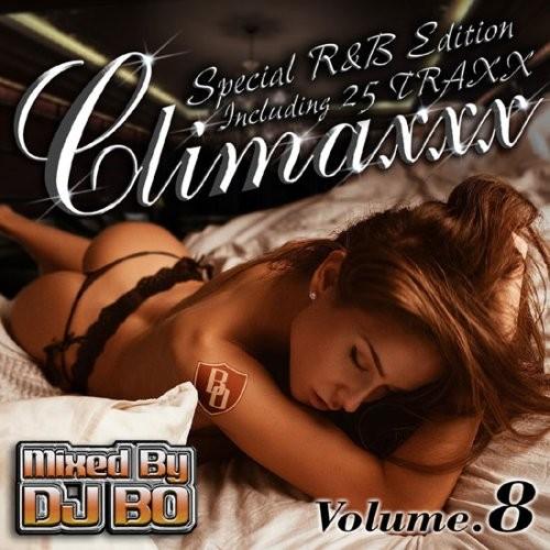 甘く切ないラブソングがぎっしり。【洋楽CD・MixCD】Climaxxx Vol.8 / DJ Bo【M便 1/12】