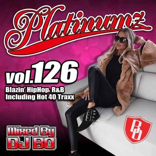 R&B ヒップホップ 新譜 アッシャー トリーレーンズPlatinumz Vol.126 / DJ Bo