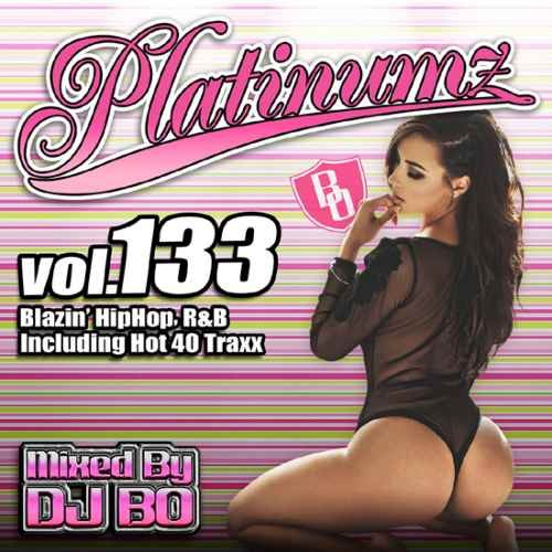 最新HipHopとR&B!【洋楽CD・MixCD】Platinumz Vol.133 / DJ Bo【M便 1/12】