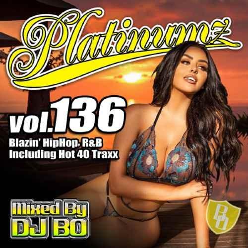 DJ Bo 新譜 2019年10月 R&B ヒップホップ ライフジェニングス ショーンポールPlatinumz Vol.136 / DJ Bo