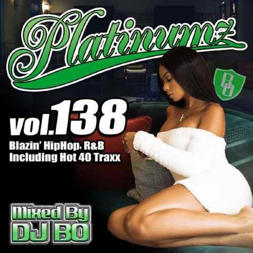 R&B ヒップホップ DJ Bo 2019 12月 チャンス ザ ラッパー アリン レイPlatinumz Vol.138 / DJ Bo