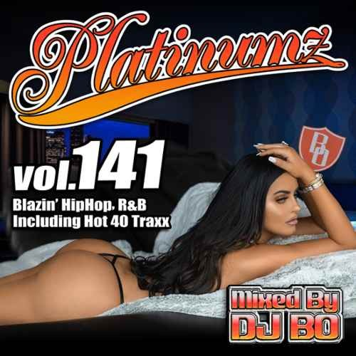 新譜Mix CDシリーズ! 洋楽CD MixCD Platinumz Vol.141 / DJ Bo【M便 2/12】