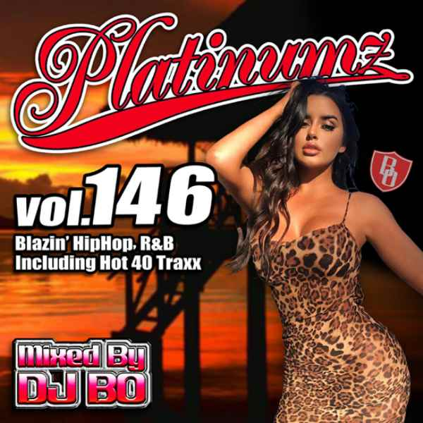 最新HipHopとR&B! 洋楽CD MixCD Platinumz Vol.146 / DJ Bo【M便 1/12】