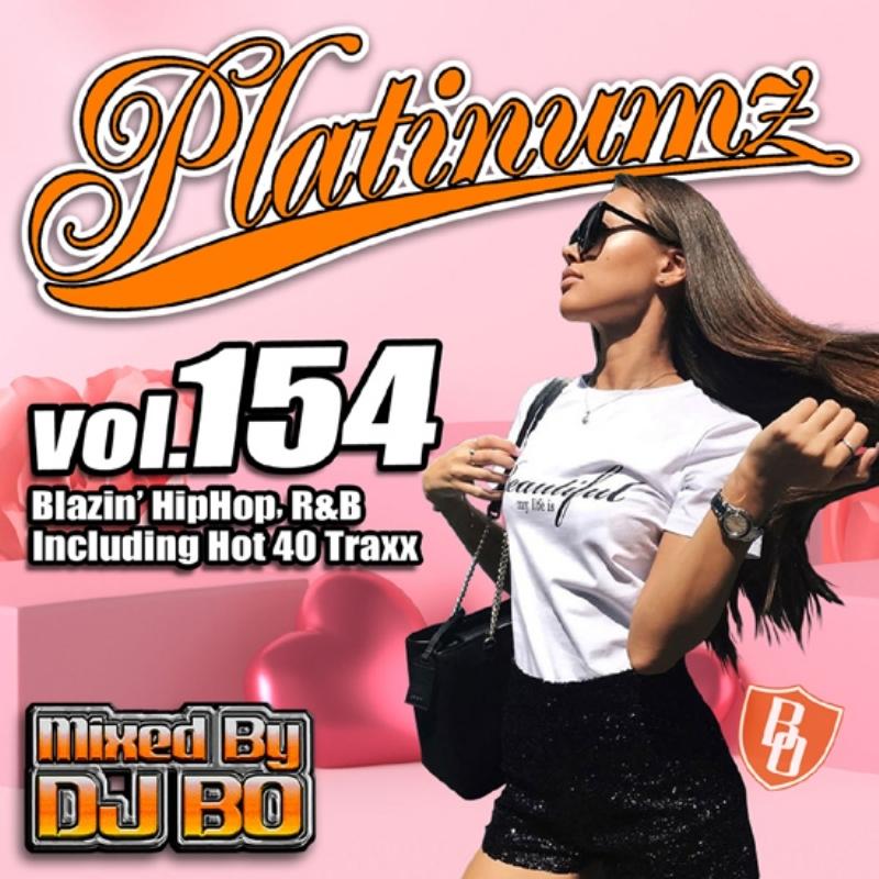 新譜 R&B ヒップホップ 2021 5月発売 ピットブル カロルGPlatinumz Vol.154 / DJ Bo