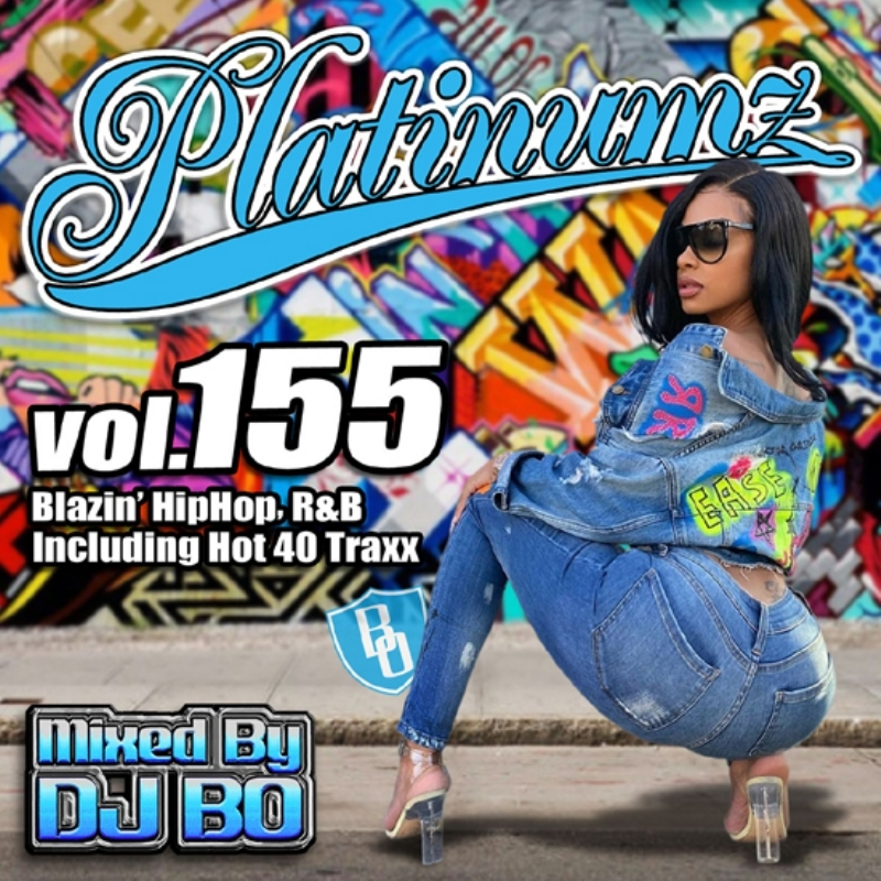 新譜 R&B ヒップホップ 2021 6月 発売 CJ スヌープドッグPlatinumz Vol.155 / DJ Bo