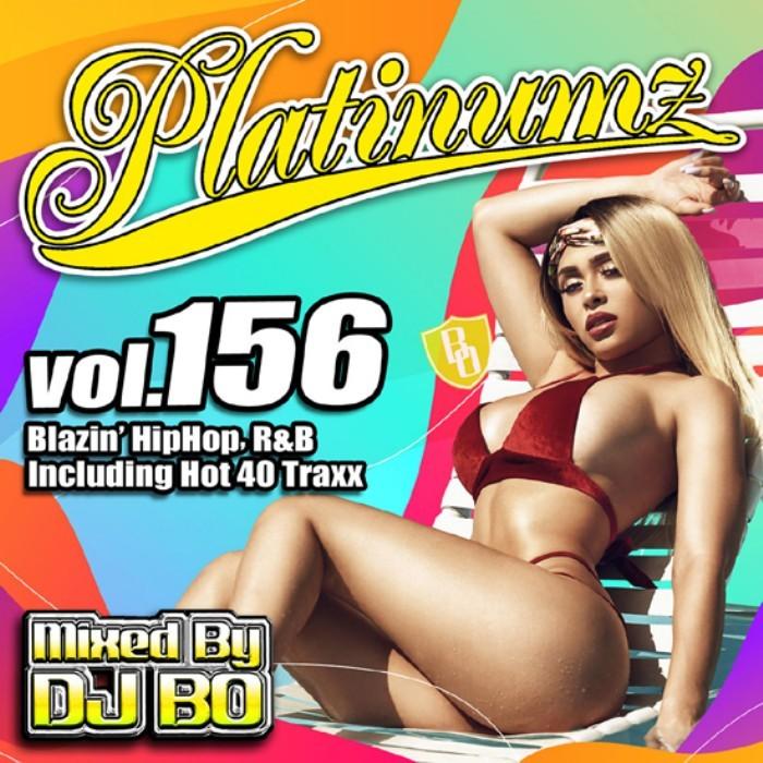 R&B ヒップホップ 新譜 2021 7月Platinumz Vol.156 / DJ Bo