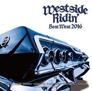 2016年の絶対に外せないウエスト曲を厳選!【洋楽CD・MixCD】Westside Ridin' Vol. 42 -The Best West 2016- / DJ Couz【M便 2/12】