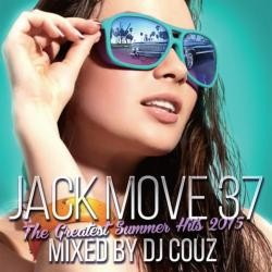 この夏1番使えるCDになる事間違いなし!【MixCD】Jack Move 37 -The Greatest Summer Hits 2015- / DJ Couz【M便 2/12】