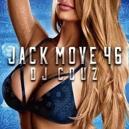 18年夏のヒップホップR&Bミックス!【洋楽CD・MixCD】Jack Move 46 -The Greatest Summer Hits 2018- / DJ Couz【M便 2/12】