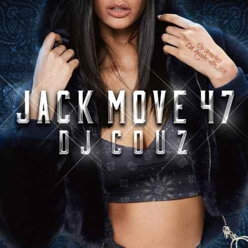 本場志向のヘッズなら必ずチェックしたいHip Hop 'n R&B!【洋楽CD・MixCD】Jack Move 47 -The Greatest Los Angeles Hits 2018- / DJ Couz【M便 2/12】