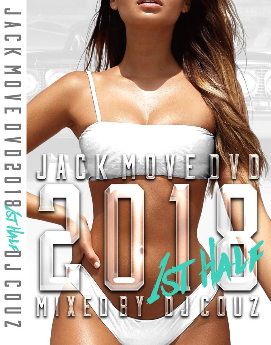 2018年上半期・ヒップホップ・R&BJack Move DVD 2018 1st Half / DJ Couz