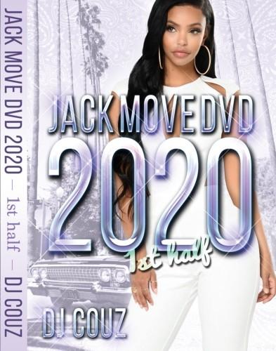 ヒップホップ R&B 2020 上半期ベスト PV集 ストリート ミックスDVD DJカズJack Move DVD 2020 1st Half / DJ Couz