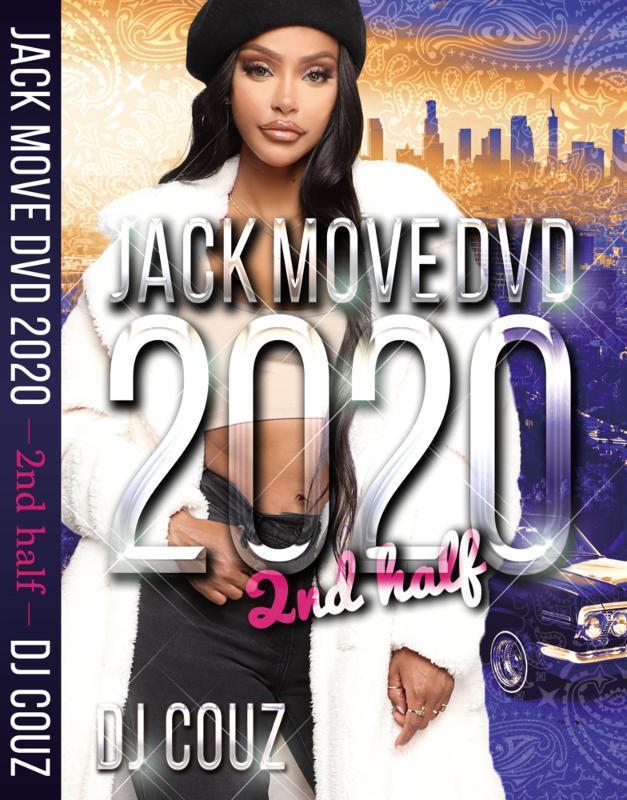 2020 下半期 ベスト DJカズ ヒップホップ R&BJack Move DVD 2020 2nd Half / DJ Couz