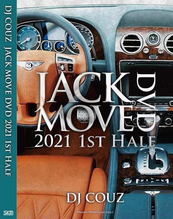 2021 上半期 MV ミックス DJカズJack Move DVD -2021 1st Half- / DJ Couz