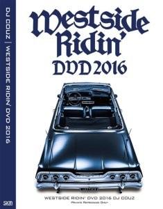 クールに流せるウエストコーストMixDVDはコレ!【洋楽DVD・MixDVD】Westside Ridin' DVD 2016 / DJ Couz【M便 6/12】