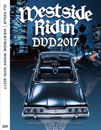 ドープすぎるミュージックビデオMIX!!【洋楽DVD・MixDVD】Westside Ridin' DVD 2017 / DJ Couz【M便 6/12】