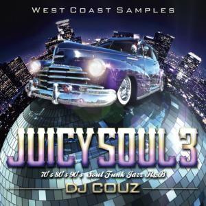 知らなきゃヤバいネタ満載!ネタ物究極バイブル& 大人のBGM!【洋楽CD・MIX CD】Juicy Soul Vol.3 / DJ Couz【M便 2/12】