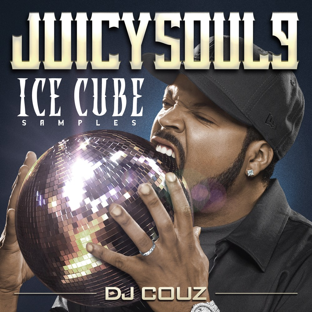 Ice Cubeの名曲はここから作られた!【洋楽CD・MixCD】Juicy Soul Vol.9 -Ice Cube Samples- / DJ Couz【M便 2/12】