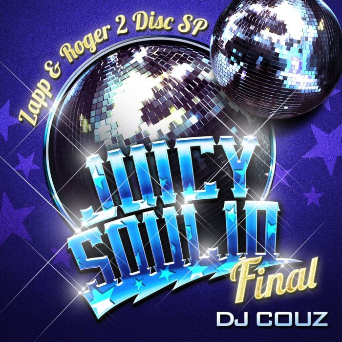 大人気シリーズJuicy Soulがついに完結! 洋楽CD MixCD Juicy Soul 10 -Zapp & Roger 2 Disc SP- / DJ Couz【M便 2/12】