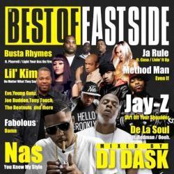 イーストコースト名曲をMIXした新シリーズ!【MixCD】The Best Of Eastside / DJ Dask【M便 2/12】