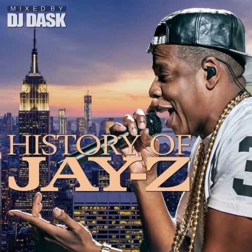 ヒップホップ界の頂点に君臨するラッパーのベスト版!【洋楽CD・MixCD】History Of Jay-Z / DJ Dask【M便 2/12】