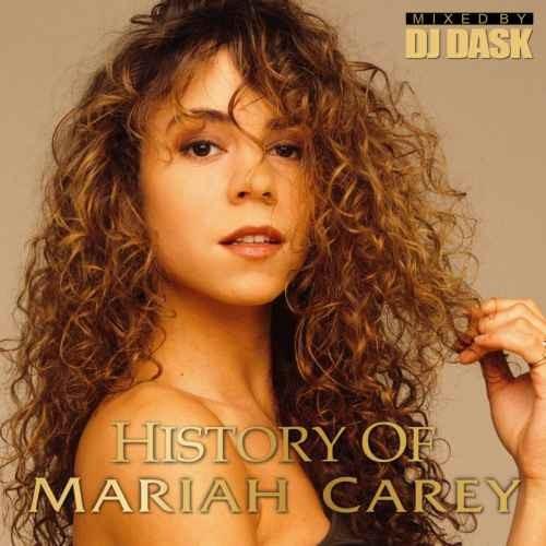 DJ Dask R&B マライア キャリー Mariah Carey 洋楽 名曲History of Mariah Carey / DJ Dask