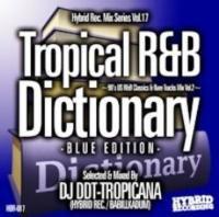 Hybrid Rec. Mix Series Vol.17 -Tropical R&B Dictionary Blue Edition- / DJ DDT-Tropicana【M便 2/12】