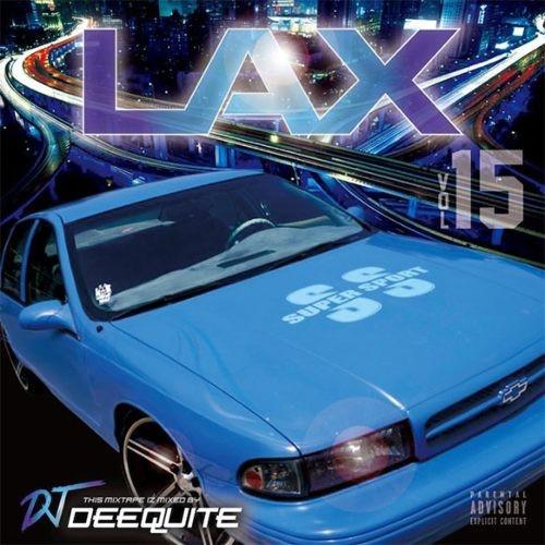 ウエストコースト・ウエッサイLax 15 / DJ Deequite