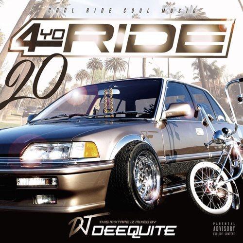 ウェッサイ・美メロ4Yo Ride Vol.20 / DJ Deequite