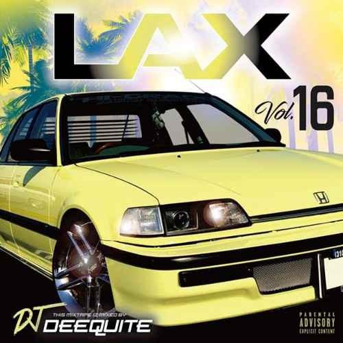 ウエッサイ・新譜Lax 16 / DJ Deequite