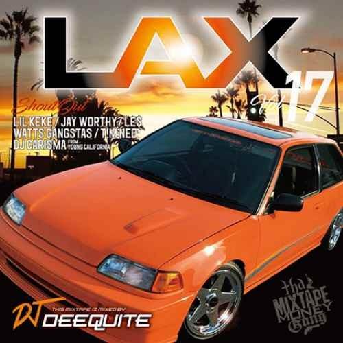 ウエストコースト・新譜Lax Vol.17 / DJ Deequite