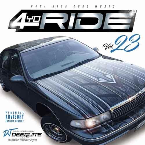 ウエストコースト4Yo Ride Vol.23 / DJ Deequite
