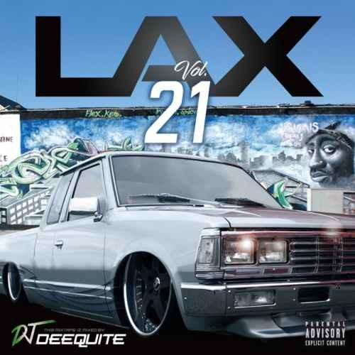 DJ Deequite ディークワイト ウエッサイLax Vol.21 / DJ Deequite