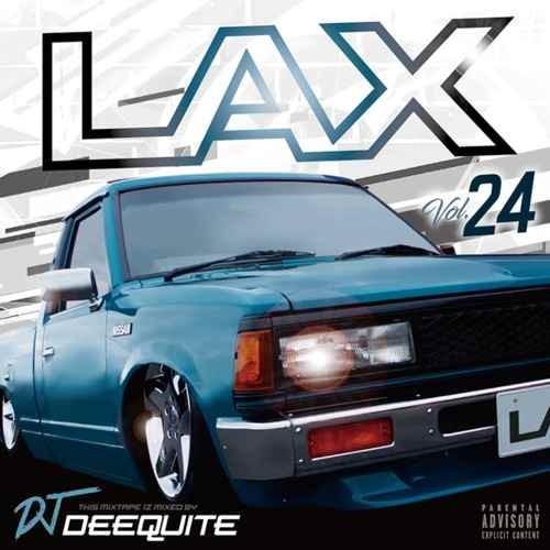 DJ Deequite ウエストコースト LA ニューウエスト ヒップホップ 2019Lax Vol.24 / DJ Deequite