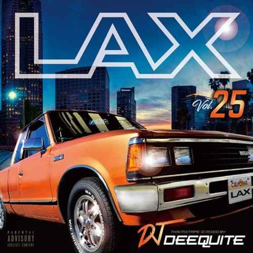 ウエッサイ LAメインストリーム 抜群の選曲眼 スクラッチ トリックLax Vol.25 / DJ Deequite