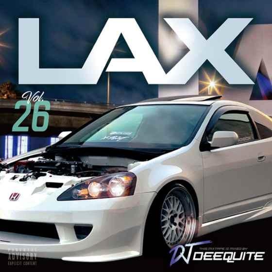 ウエッサイ ニューウエスト LA スクラッチ トリックLax Vol.26 / DJ Deequite