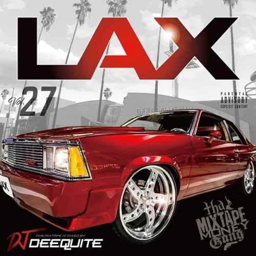 ヒップホップ DJミックス ストリート 人気シリーズLax 27 / DJ Deequite