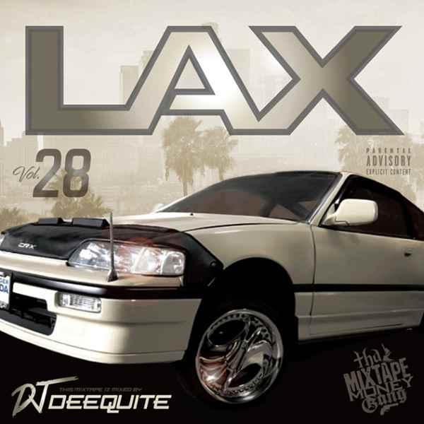 ウエストコースト ヒップホップ 人気シリーズLax 28 / DJ Deequite