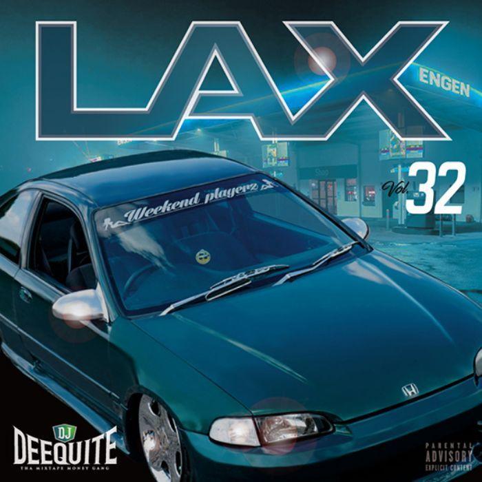 春のクルージングBGMにフォーカス! 洋楽CD MixCD Lax 32 / DJ Deequite【M便 2/12】