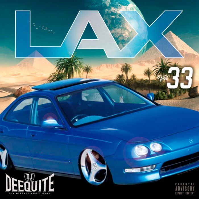 ウエッサイ メインストリーム 人気シリーズLax Vol.33 / DJ Deequite