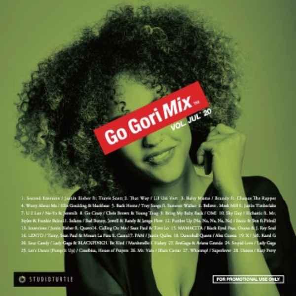 HIPHOP R&B DJゴリ ジャスティンビーバー ニーヨ 等収録Go-Gorimix Vol,Jan '20 / DJ Gori