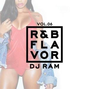 終始気持ち良し!極上の歌ものだけを収録!【洋楽CD・MixCD】R&B Flavor Vol.6 / DJ Ram【M便 1/12】