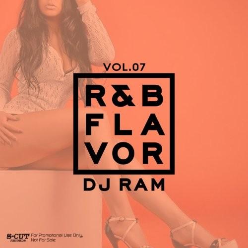 最近の歌物はコレでチェック!【洋楽CD・MixCD】R&B Flavor Vol.7 / DJ Ram【M便 2/12】